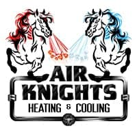 Air Knights Heating and Cooling logo